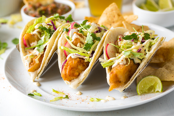 Best Fish Tacos In Baja California Bajascape